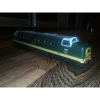 Модель локомотива 1961 DELTIC D9002 'THE KINGS OWN YORKSHIRE LIGHT INFANTRY' 1:76