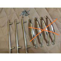 Ручки мебельные (128мм между отверстиями)