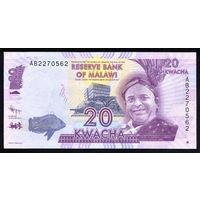 Малави / MALAWI_01.01.2012_20 Kwacha_P#57_UNC