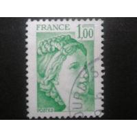 Франция 1978 стандарт 1,00