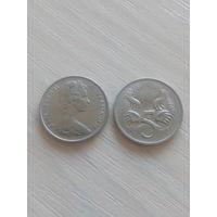 Австралия 5 центов 1979г.