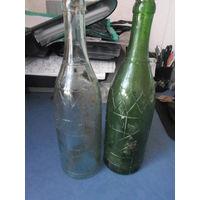 Старая бутылка Аливария
