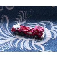 Пожарная машинка США (руль с права)