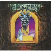 """TESTAMENT  """"The Legacy""""  1987  made in USA"""