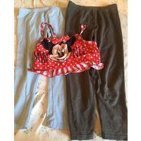 Одежда для девочки 5-6 лет
