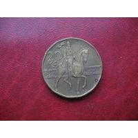 20 крон 2004 год Чехия