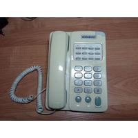 Телефон кнопочный. СССР.