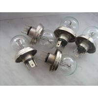 Автомобильные лампочки 12 вольт,40W-60 штук.новые