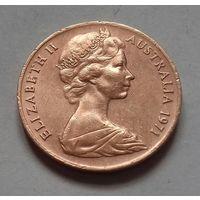 2 цента, Австралия 1971 г.