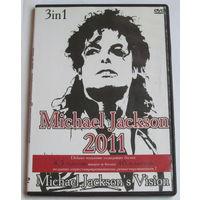 Michael Jackson - Michael Jackson's Vision (2011, 3 in 1, DVD-10, 42 видеоклипа)