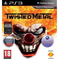 Twisted Metal (Скрежет Метала)