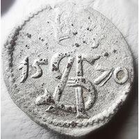 Двуденарий 1570, Жигимонт Август, Вильно