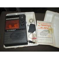 Портативный кассетный магнитофон Легенда М-404 Новый!