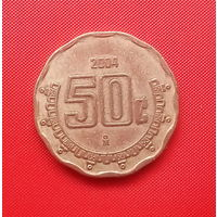 58-33 Мексика, 50 сентаво 2004 г.