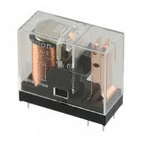 РЕЛЕ 12 Вольт (10A/250V), нормальноразомкнутое (Omron Electronics Div G2R-1A-DC12 _JAPAN_)