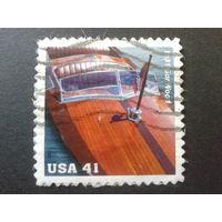 США 2007 моторная лодка