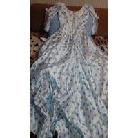 Платье женское винтаж р46,бренд 1960 годы