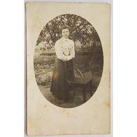 Женский портрет 1909 год