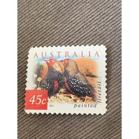 Австралия 2001. Птицы. Марка из серии