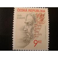 Чехия 2002 Ян Гус