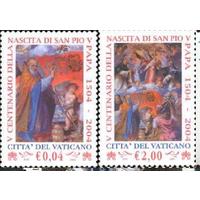 2004 Ватикан Живопись Религия ** (РН)