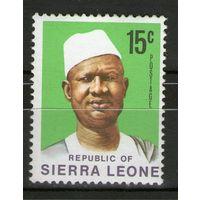 Сьерра-Леоне. Чистая. лот-14