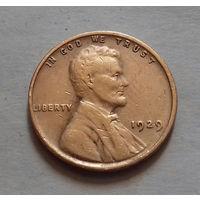 1 цент, США 1929 г.