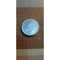 Бельгия 2 франка 1909 Des Belges
