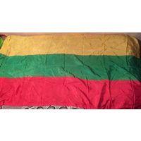 Флаг Литвы. 184 х 93 см.