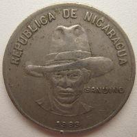 Никарагуа 1 кордоба 1983 г.