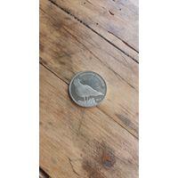 Шетландские острова 1 фунт 2016 год