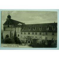 """Открытка города """" Фрибур"""" 20-е годы. Швейцария."""