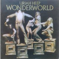 Uriah Heep - Wonderworld (1974, Audio CD, ремастер 1996 года)