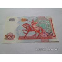 Узбекистан 500 сум 1999г