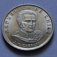 1 эскудо, Чили 1972 г., AU