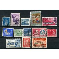 Марки разных стран (3) - 13 марок. Гашеные. Старт с 1 коп. (Лот 3G)