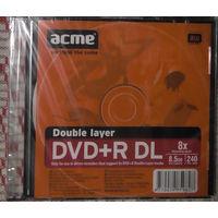Диски DVD-R DL