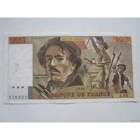 100 Франков 1980 (Франция)