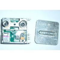 Модулятор конвертер аудио-видео сигналов с переносом на радиочастоту с генератором.
