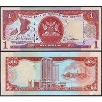 Тринидад и тобаго 1 доллар 2006г.  другой вариант  состояние   распродажа
