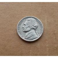 США, 5 центов 1988 г., Р