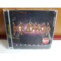 Def Leppard - Euphoria (буклет)+bonus 1999