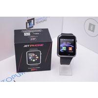 """1.54"""" часы JET Phone SP1 Black (SIM, 0.3Мп, Android 4.3+/iOS 7+)"""