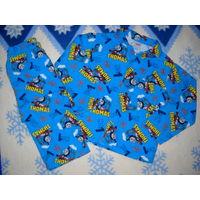 Фланелевая пижама ''Томас и друзья'' 98 - 104