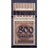 Германия Инфляция НДП Локал Эрфурт (**) 1923 г