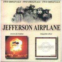 Jefferson Airplane - Crown Of Creation'68 & Long John Silver'72