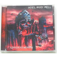 Axel Rudi Pell - Kings And Queens CD [Heavy/True/Power/Speed Metal]