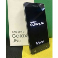 Смартфон Samsung Galaxy J5 (2016) Black [J510DS]