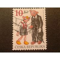 Чехия 2009 сказочные персонажи