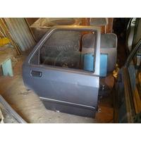 Двери от седана Форд Сьерра  (4 шт)